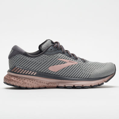 Brooks Adrenaline GTS 20 Women's Alloy/Rose Gold/Blackend Pearl