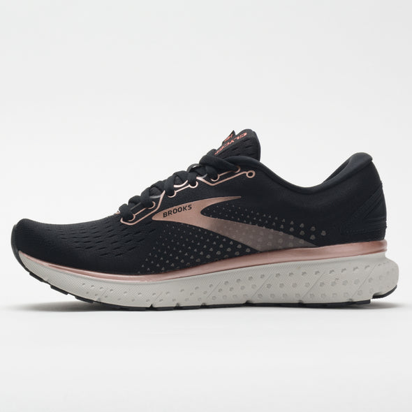 Brooks Glycerin 18 Women's Black/Rose Gold/Grey