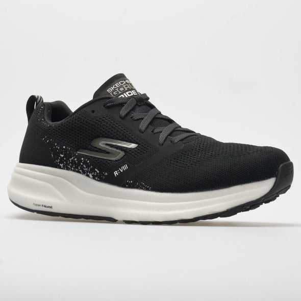 Skechers GOrun Ride 8 Hyper Men's Black/White