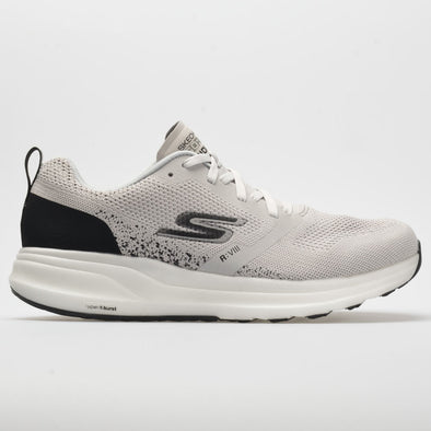 Skechers GOrun Ride 8 Hyper Men's Light Gray/Black