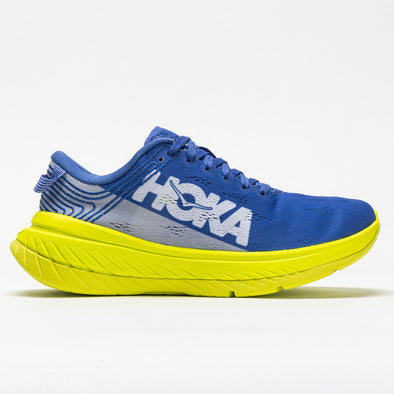 Hoka One One Carbon X Men's Amparo Blue/Evening Rose