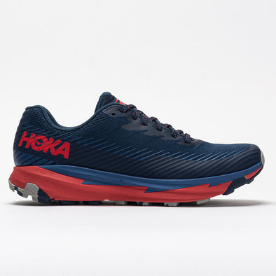 Hoka One One Torrent 2 Men's Moonlit Ocean/High Risk Red