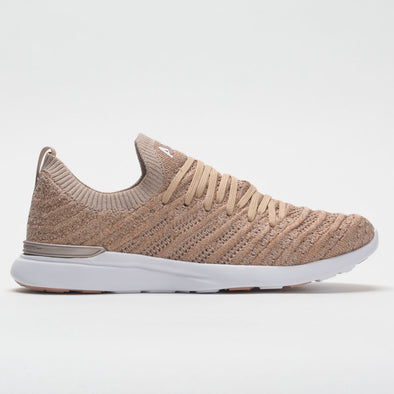 APL TechLoom Wave Women's Rose Gold/White