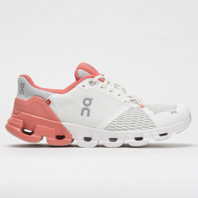 On Cloudflyer Women's White/Coral