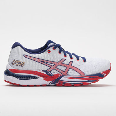 ASICS GEL-Cumulus 22 Olympics Women's WHite/Classic Red