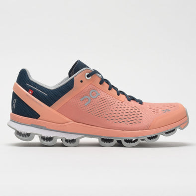 On Cloudsurfer Women's Coral/Navy