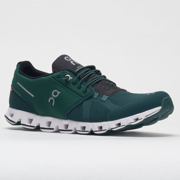 On Cloud Men's Evergreen/Black