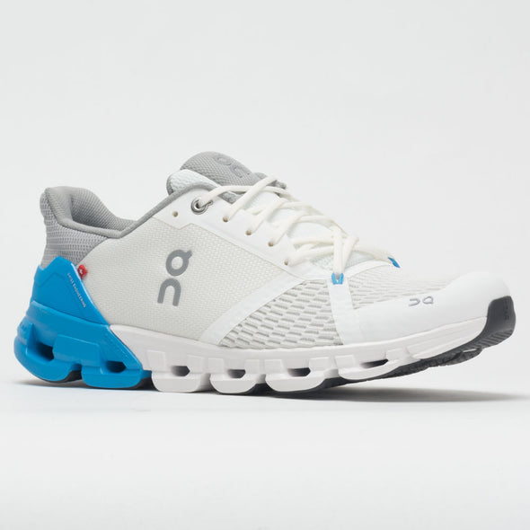 On Cloudflyer Men's White/Blue