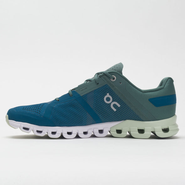 On Cloudflow Men's Sea/Petrol