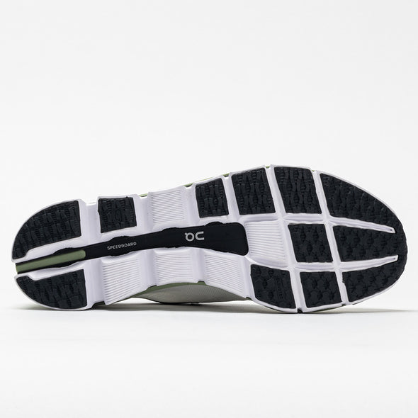 On Cloudboom Men's White/Black