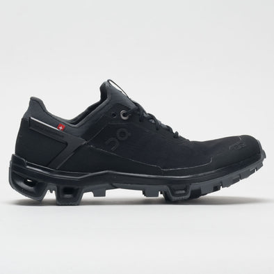 On Cloudventure Peak Men's Black/Rock