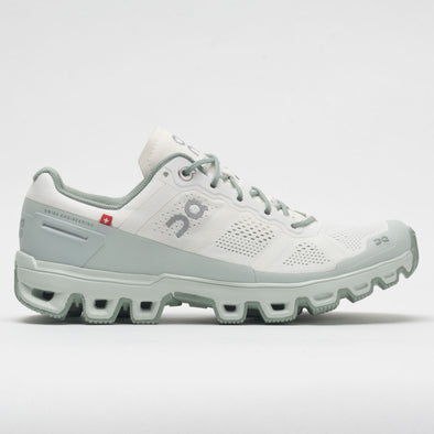On Cloudventure Women's White/Moss