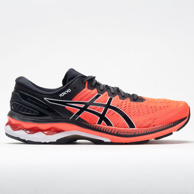 ASICS GEL-Kayano 27 Men's Sunrise Red/Black