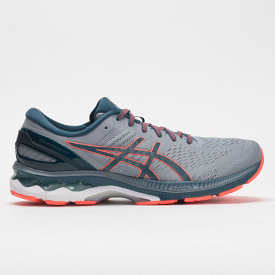 ASICS GEL-Kayano 27 Men's Sheet Rock/Magnetic Blue
