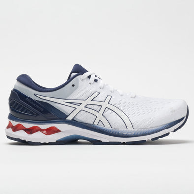 ASICS GEL-Kayano 27 Men's White/Peacoat