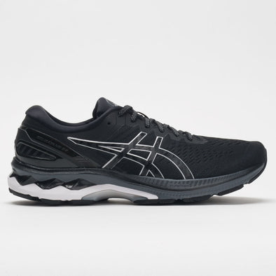 ASICS GEL-Kayano 27 Men's Black/Pure Silver