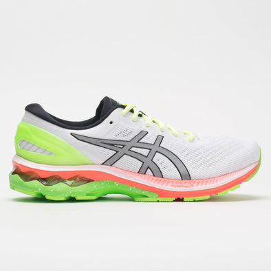 ASICS GEL-Kayano 27 Men's Lite-Show Men's White/Pure Silver