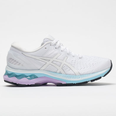 ASICS GEL-Kayano 27 Women's White/Pure Silver