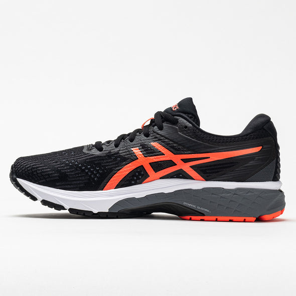 ASICS GT-2000 8 Women's Black/Sunrise Red
