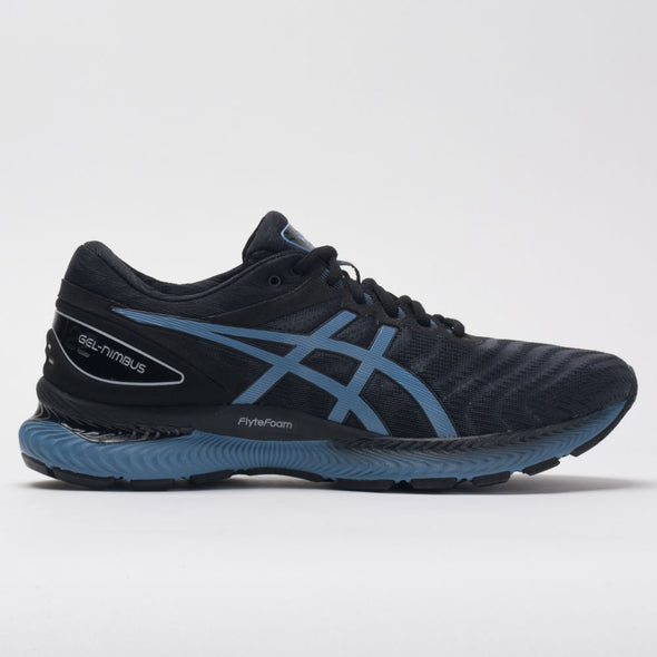 ASICS GEL-Nimbus 22 Men's Black/Gray Floss
