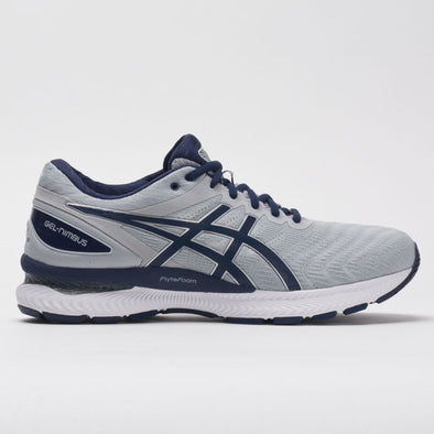 ASICS GEL-Nimbus 22 Men's Piedmont Gray/Peacoat