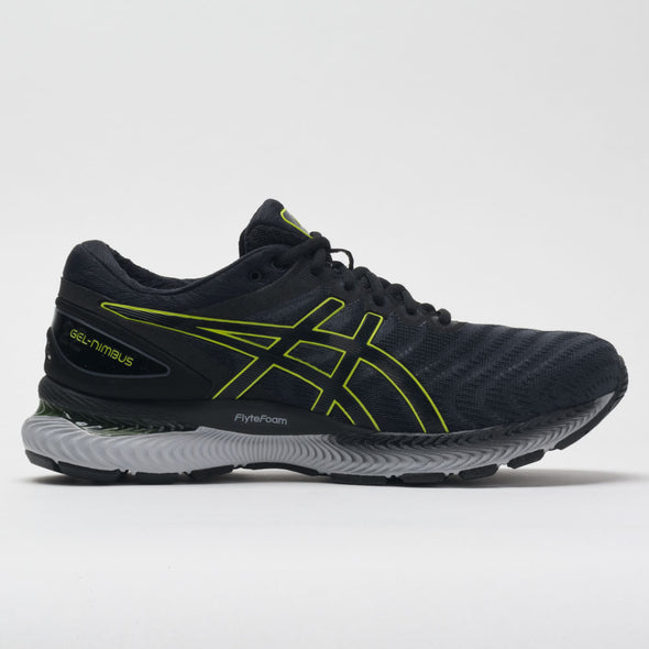 ASICS GEL-Nimbus 22 Men's Carrier Gray/Lime Zest