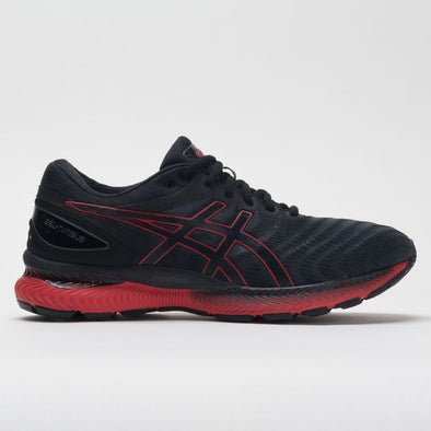 ASICS GEL-Nimbus 22 Men's Black/Classic Red