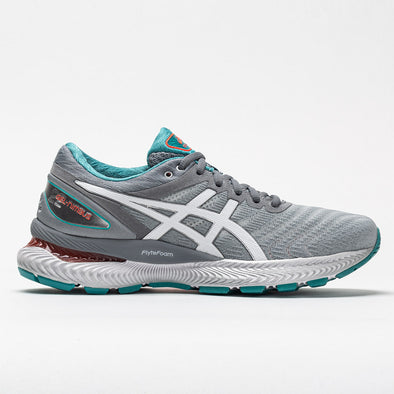 ASICS GEL-Nimbus 22 Women's Sheet Rock/White