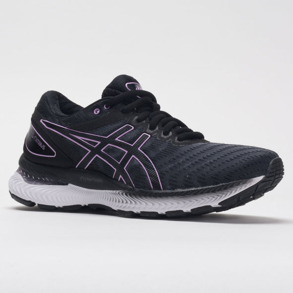 ASICS GEL-Nimbus 22 Women's Black/Lilac Tech