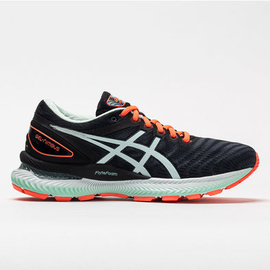 ASICS GEL-Nimbus 22 Women's Black/Bio Mint