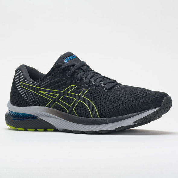 ASICS GEL-Cumulus 22 Men's Graphite Gray/Lime Zest