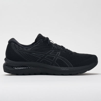ASICS GEL-Cumulus 22 Men's Black/Carrier Gray