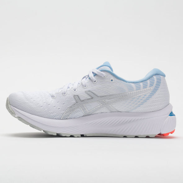 ASICS GEL-Cumulus 22 Women's White/Pure Silver