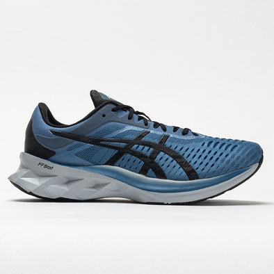 ASICS Novablast Men's Gray Floss/Black