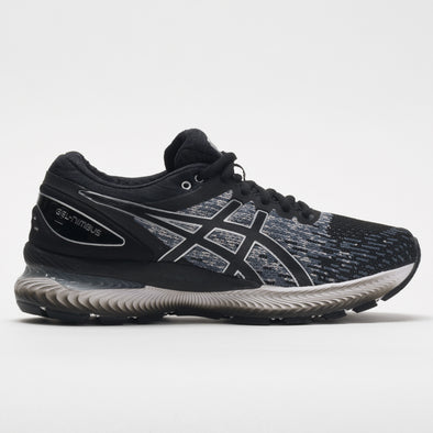 ASICS GEL-Nimbus 22 Knit Men's Black/White