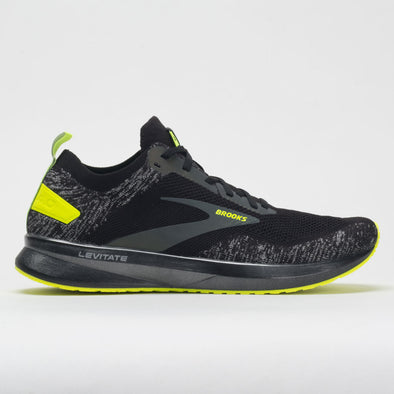 Brooks Levitate 4 Run Visible Collection Men's Black