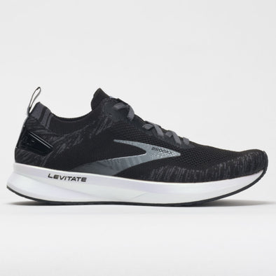 Brooks Levitate 4 Women's Black/Blackened Pearl/White