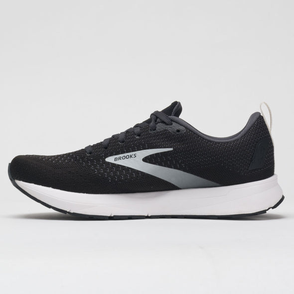 Brooks Revel 4 Men's Black/Oyster/Silver