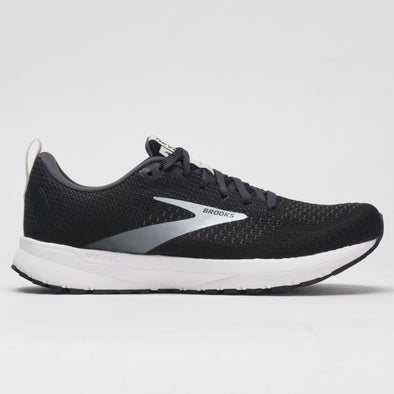 Brooks Revel 4 Women's Black/Oyster/Silver