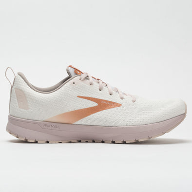 Brooks Revel 4 Women's White/Hushed Violet/Copper