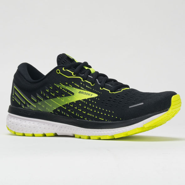 Brooks Ghost 13 Men's Black/Nightlife/White