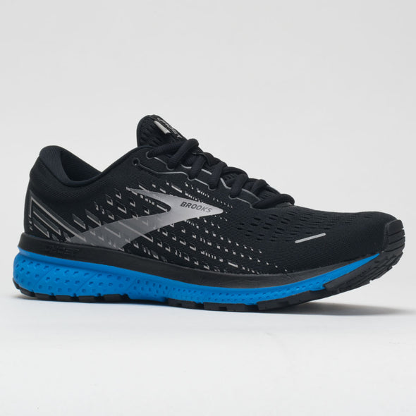Brooks Ghost 13 Men's Black/Gray/Blue