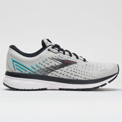 Brooks Ghost 13 Men's Gray/Black/Capri