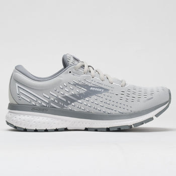 Brooks Ghost 13 Women's Alloy/Oyster/White (Item #045652)