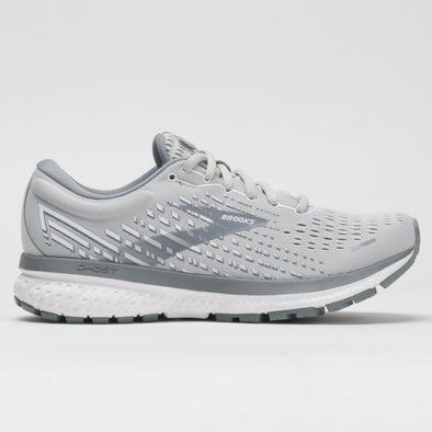 Brooks Ghost 13 Women's Alloy/Oyster/White
