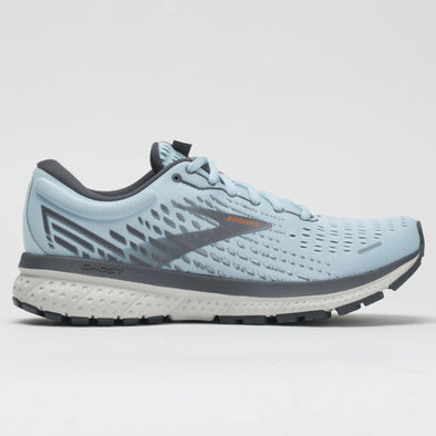 Brooks Ghost 13 Women's Light Blue/Blackened Pearl/White