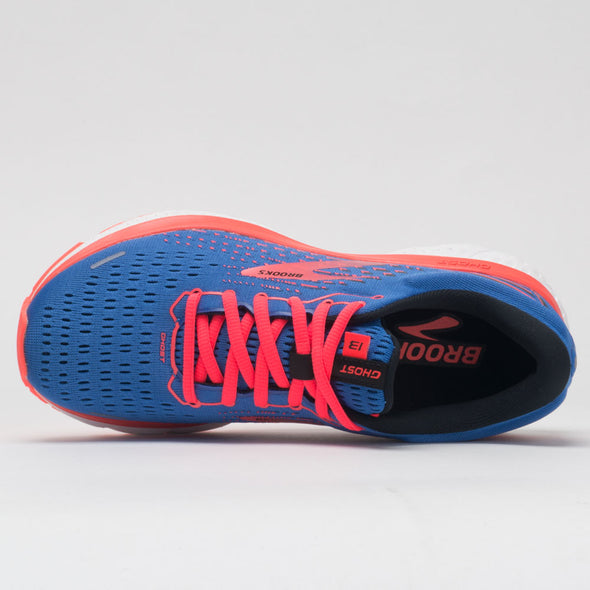 Brooks Ghost 13 Women's Blue/Coral/White
