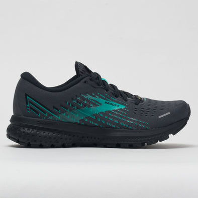 Brooks Ghost 13 GTX Women's Black/Black/Peacock