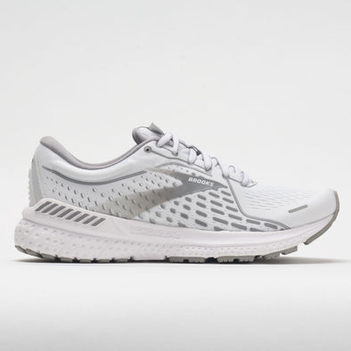 Brooks Adrenaline GTS 21 Women's White/Gray/Silver