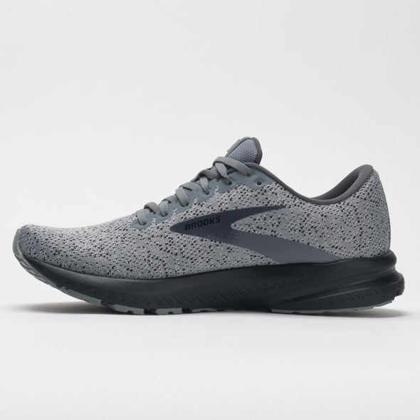 Brooks Launch 7 Men's Gray/Blackened Pearl/Black